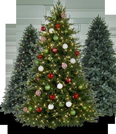 Где в Киеве купить искусственную елку