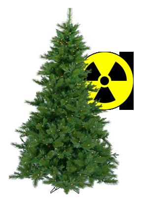 Искусственная елка запах